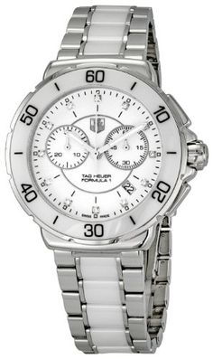 TAG Heuer Women's CAH1211.BA0863 Formula One Chronograph Watch #best #sellers #luxury #watches