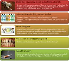 Tooth implant how to get rid of cavities between teeth,stages of rotting teeth toothache,how to stop your gums from bleeding chronic periodontal disease treatment. Healthy Foods To Eat, Healthy Eating, Healthy Recipes, Bad Breath Remedy, Mouthwash, Caffeine, Natural Remedies, Breathe