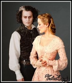 sweeney todd characters - Google Search