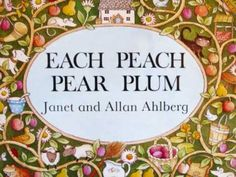 Each peach, pear, plum.wmv - YouTube