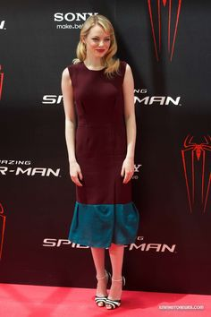 """The Amazing Spider-Man"" Photocall 