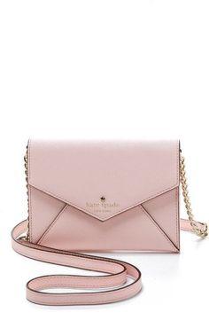 Kate Spade Pink Cedar Street Monday Cross Body Bag