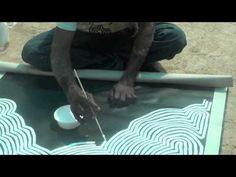 Aboriginal Art Ronnie Tjampitjinpa 1585