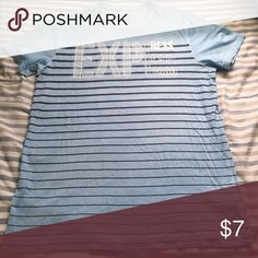 Express T-shirt men's Medium Worn 1x Express Shirts Tees - Short Sleeve