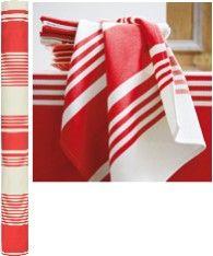 Fabricants - Linge Basque Lartigue 1910 : Maison, bain, table - Tissu Basque Lartigue, Textile Prints, Kitchen Towels, Tea Towels, Cushion, Creations, Weaving, Stripes, Places