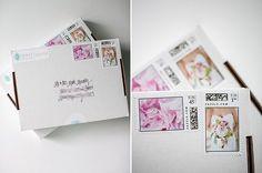 Hochzeitsbriefmarken