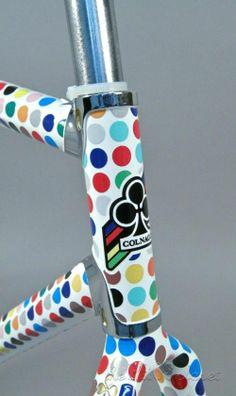 I love polka dots! http://bike2power.com