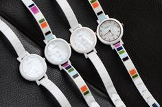 US $76.25 - Brand Designer Women 7MM Thin Ceramic Bracelet Watch Vintage Fashion Elegant Lady Dress Wristwatch Quartz Analog Relojes NW2438