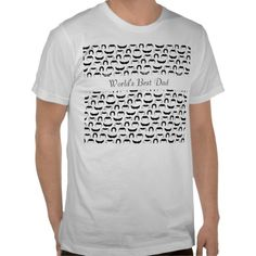 Mustaches T Shirts