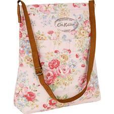 Spring Bouquet Messenger Bag