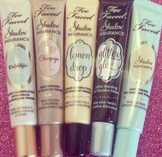TooFaced Shadow Insurance. Invest In It.<3