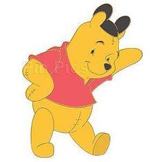 Pin 61677: DisneyShopping.com - Mickey Ears Series - Pooh
