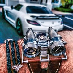 Watch Anish: Prepared for takeoff with SPJeweler and MBandF