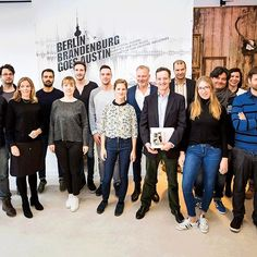 SXSW Auftakt in Berlin. Austin, Berlin and Brandenburg are on the way! #germanhaus #bbgoesaustin #bbgoessxsw #sxsw