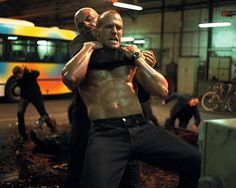 Jason (Frank Martin)~now you're just pissing him off....LOL! I'm loving those awesome abs ;P-courtesy Transporter
