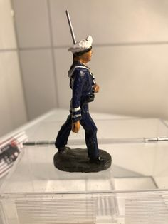 Elastolin 7cm Serie Massefigur Marine Soldat im Marsch Militär Nr.59 | eBay