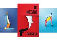 Eiko Ojala, ilustrador, diseñador gráfico y director de arte. http://www.ploom.tv/