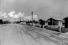 Conjunto Habitacional Dom Pedro II. 1973. Manaus. Acervo: Moacir Andrade.