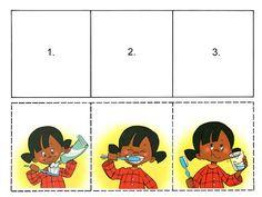 Printable Coloring Worksheets For Toddlers Sequencing Worksheets, Sequencing Cards, Kindergarten Worksheets, Coloring Worksheets, Printable Coloring, Kindergarten Language Arts, Preschool Learning, Preschool Activities, Speech Language Therapy