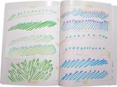 Tomomi Takashio Book Layout, Zine, Art Art, Notebooks, Illustrators, 21st, Bullet Journal, Artists, Drawings