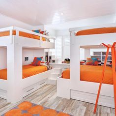 """Melissa Morgan Design on Instagram: """"If I only had bunk beds with built in IPads, I would have been a better kid and slept in on Saturdays! Oh to be a kid again! #designingforkids #kidsclients #kids #kidsroom #bedroom #playroom #bunkbeds #friends #family #design #interior #interior123 #interiordesign #fun #artwork #craftmanship #talent #live #laugh #love #house #housebeautiful #trend #beach #oc #ocinteriordesign #ocinteriordesigner #Melissamorgandesign @weeksfalconeconstruction"""""""