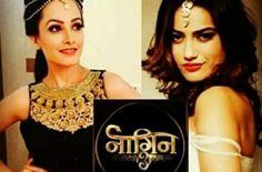 Karishma Tanna & Anita Hassnandani First Look In Naagin 3