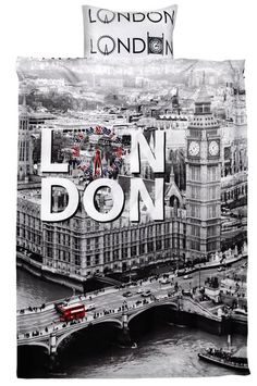 Wake up in London