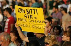ADANA   #OccupyGezi  #bubirsivildirenis  #OccupyTaksim #SesVerTürkiyeBuÜlkeSahipsizDeğil