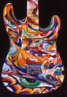 how sick of a guitar?