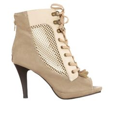 Sandale tip gheata - sandale din piele intoarsa