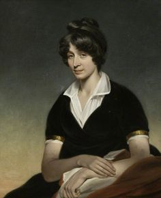 Sophia Baillie (1771–1843). She was the daughter of Thomas Denman and wife of Dr Matthew Baillie of Cavendish Square. Dr Baillie was a physician to George III and nephew of Dr William Hunter, even taking over his medical school!(thank you Madame Gilflurt for this info)