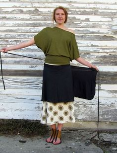 Gaia Conceptions Organic Clothing - Wanderer Wrap Short Skirt, $85.00 (http://www.gaiaconceptions.com/wanderer-wrap-short-skirt/)