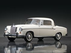 1959 Mercedes-Benz 220S Coupe | The Don Davis Collection 2013 | RM AUCTIONS