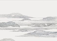 Chinese Painting, Chinese Art, Chinese Style, Zentangle, Deco Paint, Landscape Drawings, Texture Painting, Installation Art, Art Pictures
