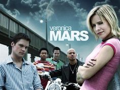 Veronica Mars - Trav and I loved this show (he has developed an obsession for Kristen Bell too)
