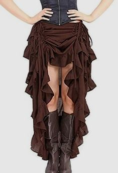 c9b0d8ef508 Steampunk Costume · Gothic Jewelry And Clothing. For many individuals that  like being dressed in gothic style fashion