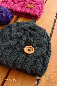 knitting inspiration via orangemeee gallery