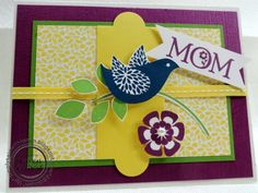 Mother's Day Betsy's Blossoms by kaygee47 - Cards and Paper Crafts at Splitcoaststampers