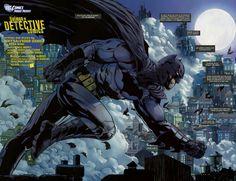 Batman - detective comics - V2 - #1