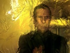 William Bell trapped in amber Leonard Nimoy, Fictional Characters, Division, Amber, Fantasy Characters, Ivy