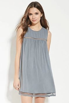 Contemporary Babydoll Dress   LOVE21 #f21contemporary