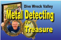 Check out this Metal Detecting and Treasure Hunting episode of the Dive Wreck Valley series. This show was filmed back in the 1990s but has some great information on beach and water treasure hunting. www.aquaexplorers.com