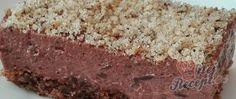 Recept Famózní zákusek s nutellou a ořechovou drobenkou Nutella, Tiramisu, Banana Bread, Panna Cotta, Food, Dulce De Leche, Essen, Meals, Tiramisu Cake