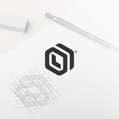 A selection of logos for your future projects and inspiration, ideas Typography Logo, Logo Branding, Branding Design, Type Logo, 3 Logo, Symbol Logo, It Icons, Create Logo, Web Design