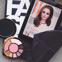 Getting some Spring beauty inspiration from WMag and Tarte Cosmetics. Our Luhu iPad case fits right in. Shop Now: looptworks.com