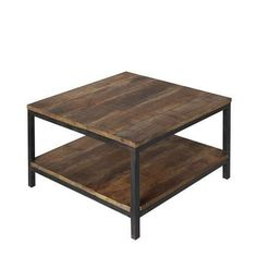 is a residential shop with nice brands, innovative products and great gadgets for home, yourself or the kids! Living with LEF! Coffee Table 2019, Indoor Outdoor Furniture, Black Wood, Wood Table, Console Table, Interior Inspiration, Home And Garden, Industrial, Brown