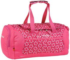Vaude Snippy Raspberry Sangria Print (innen: Pink) - Kindertasche