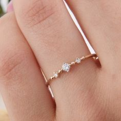 Details about  /1.5CT Round Sim Diamond Women/'s Small Crescent Moon Pendant 14k Rose Gold Plated