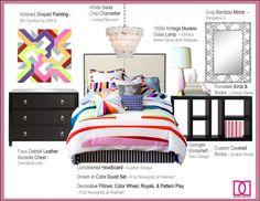 Novogratz Bedding Collection in LookBook Board | The Decorating Diva, LLC