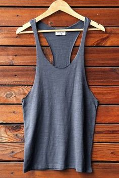 Mens Light Weight Tank